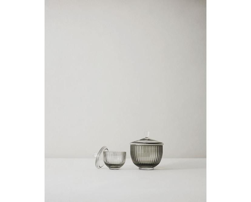 Lyngby Porcelæn - Lyngby Glas-Bonbonniere - 4