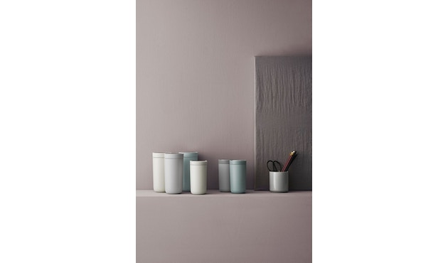 Stelton - To Go Click Thermosbeker - zwart metallic - 0,2l - 4