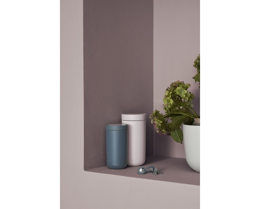 Stelton - To Go Click Thermo  0,2 l schwarz metallic - 5