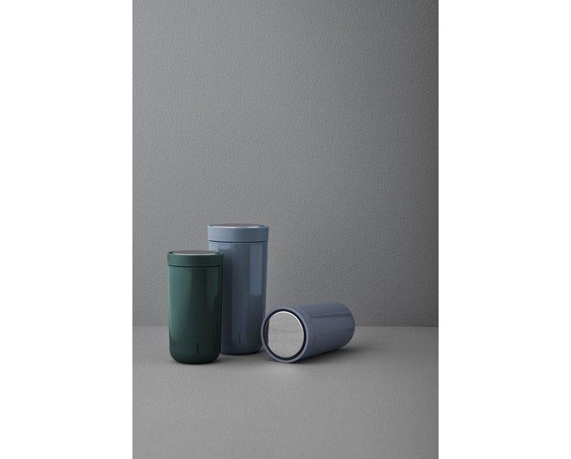 Stelton - To Go Click Thermo  0,2 l schwarz metallic - 3