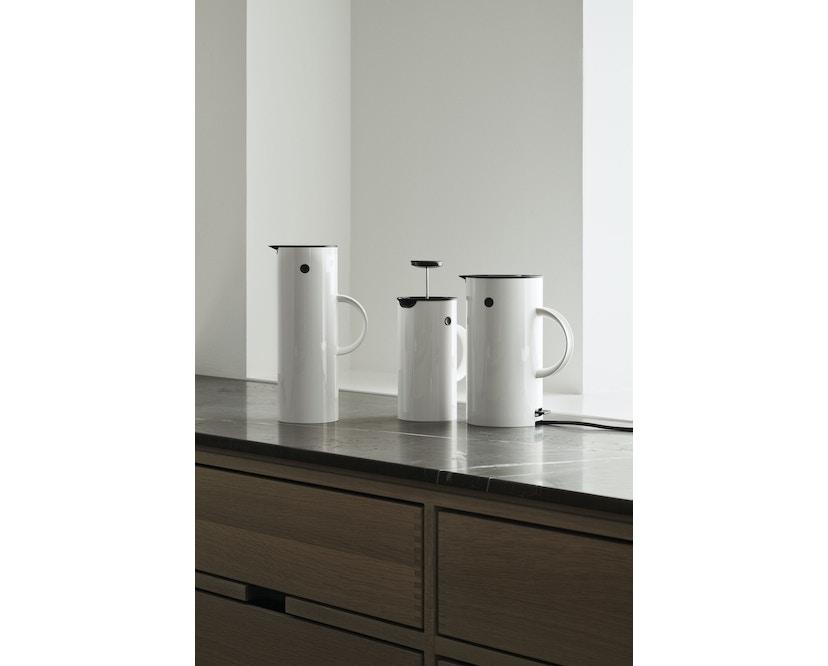 Stelton - EM77  Wasserkocher 1,5 l - light grey - 4