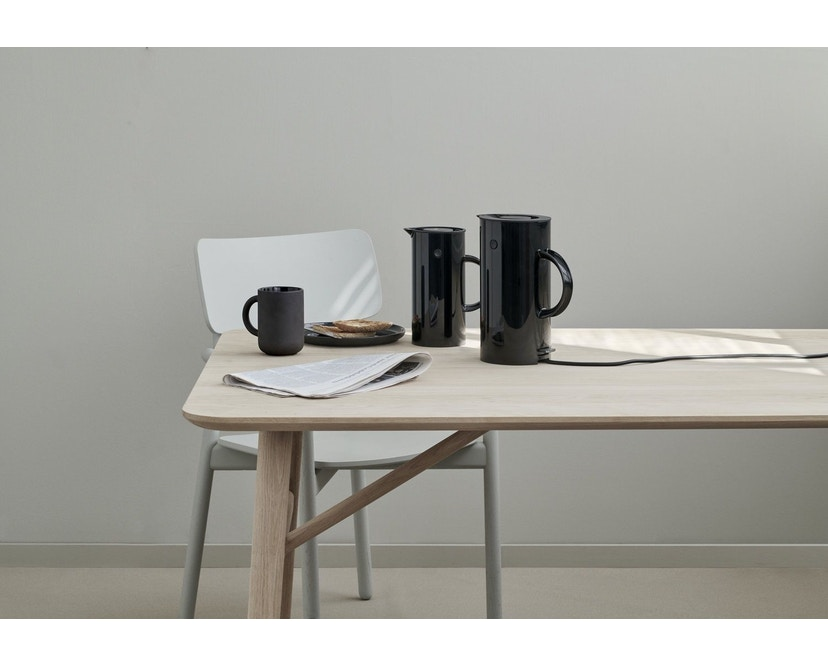 Stelton - EM77  Wasserkocher 1,5 l - light grey - 2