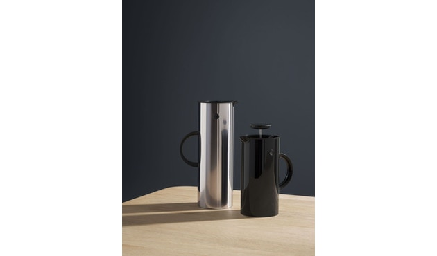 Stelton - EM Teezubereiter 1 l - light grey - 3