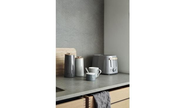 Stelton - Emma Teedose/Aufbewahrungsdose 300 g - grey - 3