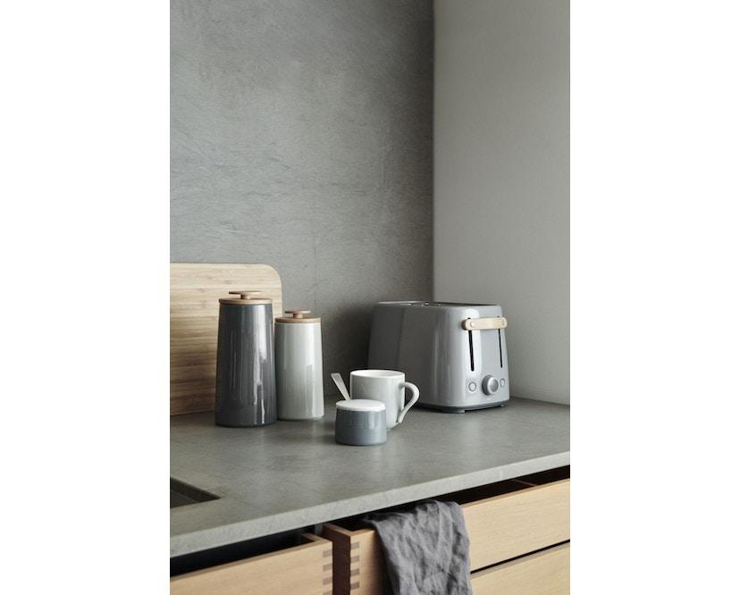 Stelton - Emma Kaffeedose/Aufbewahrungsdose 500 g - dark grey - 3