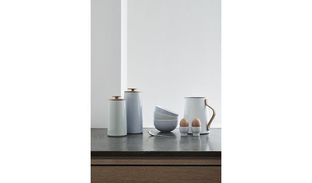Stelton - Emma Teedose/Aufbewahrungsdose 300 g - grey - 2
