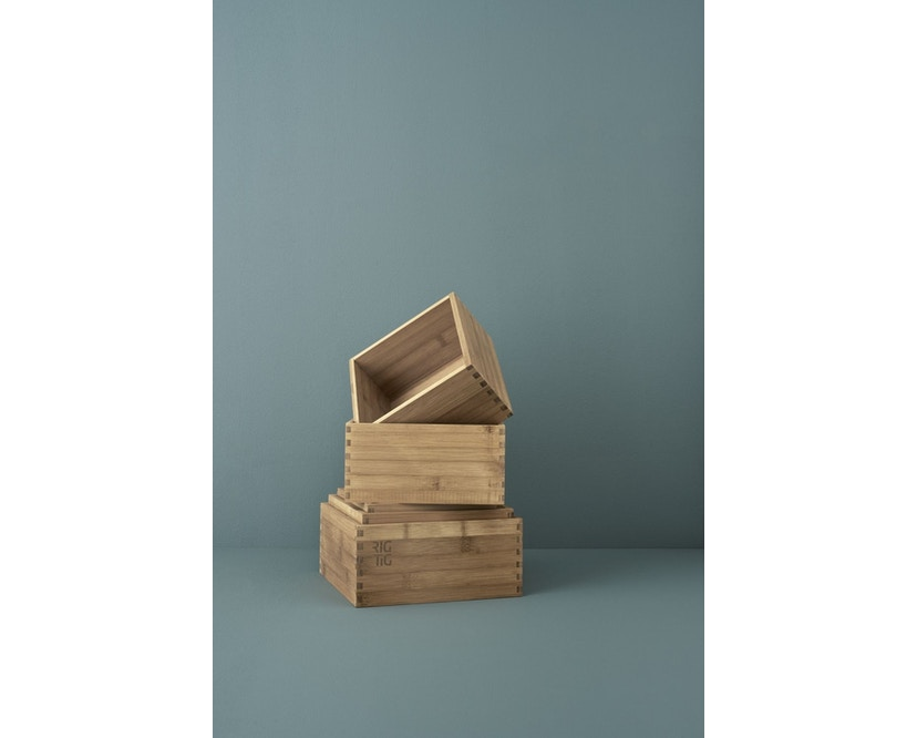Rig-Tig - WOODSTOCK Aufbewahrungsbox - gross - 1