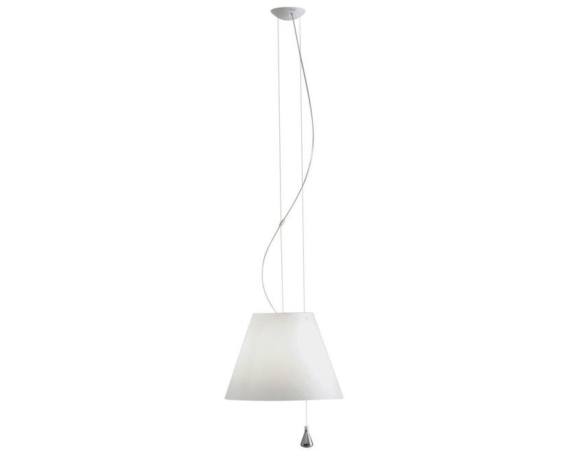 Luceplan - Costanza Hängeleuchte - weiß - 3