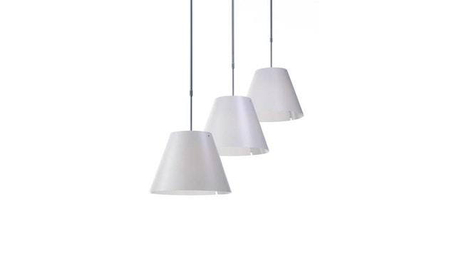 Luceplan - Constanza hanglamp - wit - 6