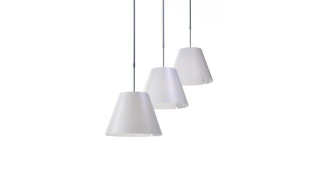 Luceplan - Costanza Hängeleuchte - weiß - 6