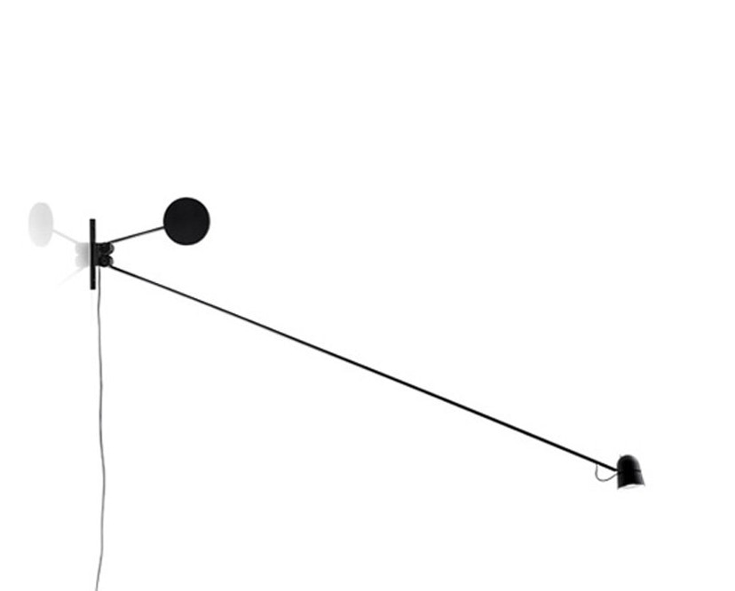 Luceplan - Counterbalance - schwarz - 1