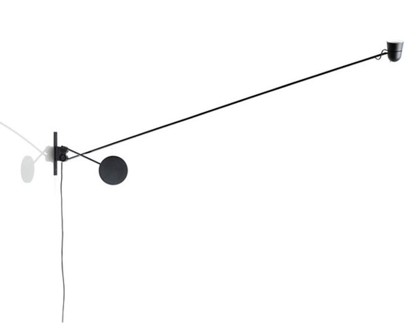 Luceplan - Counterbalance - schwarz - 5