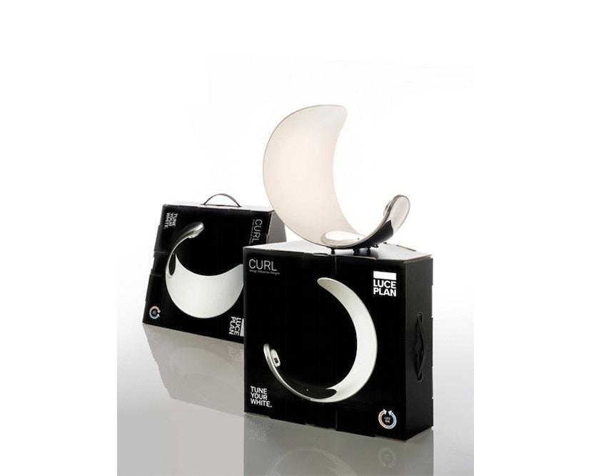 Luceplan - Curl - weiss/mirror - 6