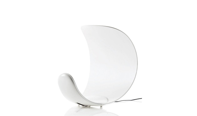 Luceplan - Curl - weiss/mirror - 7