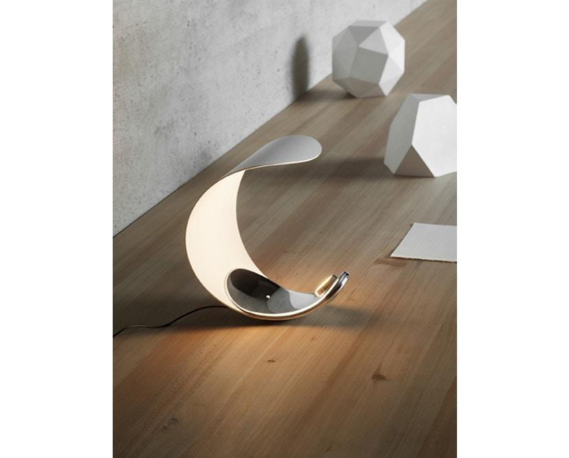 Luceplan - Curl - weiss/mirror - 9