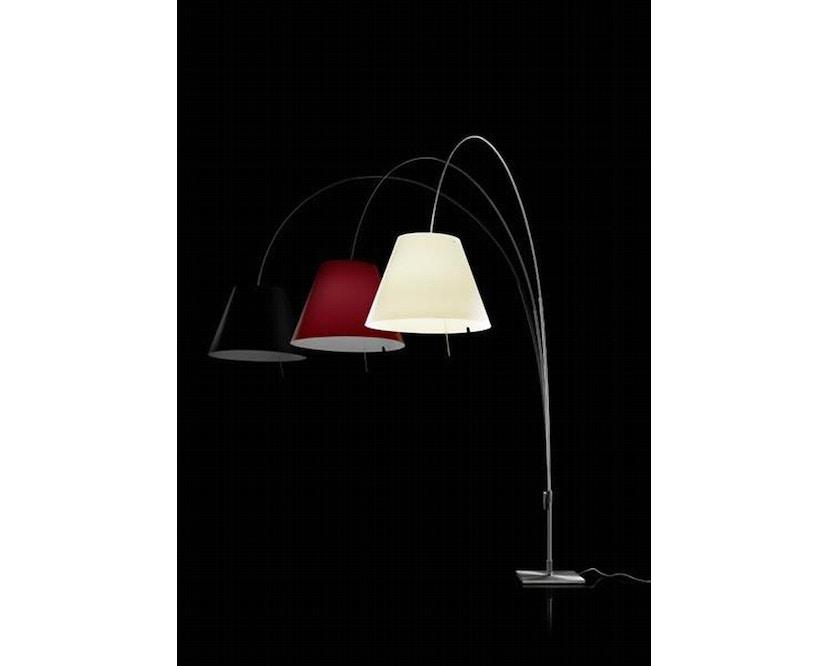 Luceplan - Lady Constanza vloerlamp - wit - zwart - 6