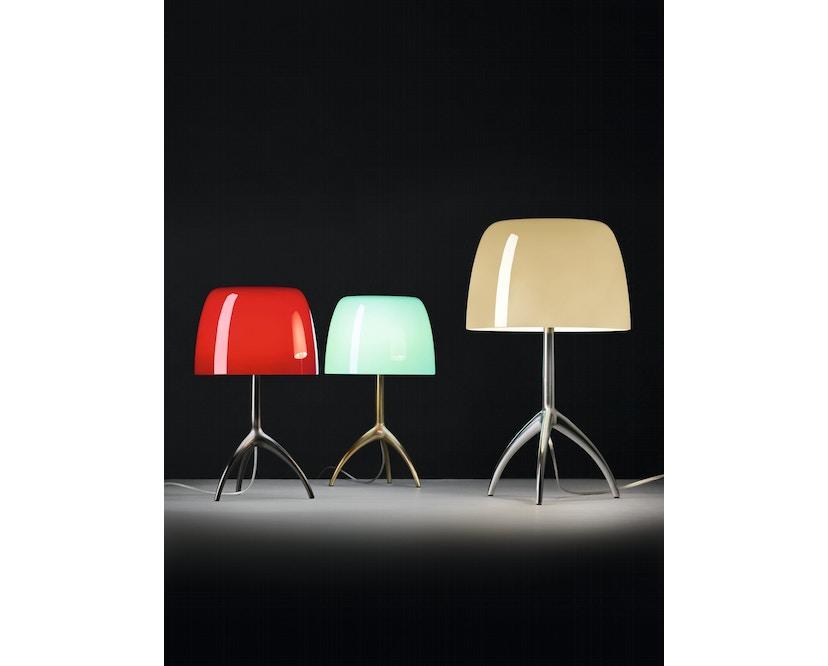 Foscarini - Lumiere grande tafellamp - Alluminio - wit - niet dimbaar - 7