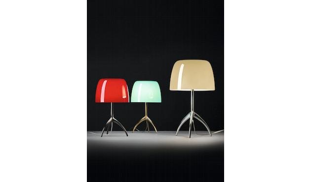 Foscarini - Lumiere piccola tafellamp - wit - niet dimbaar - Alluminio - 7
