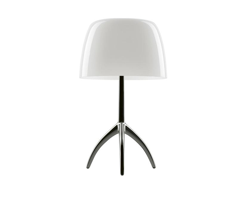 Foscarini - Lumiere piccola tafellamp - wit - niet dimbaar - Alluminio - 6
