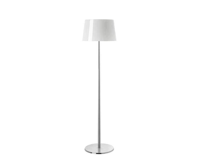 Foscarini - Lumiere XXL Stehleuchte - alluminio/bianco - 1