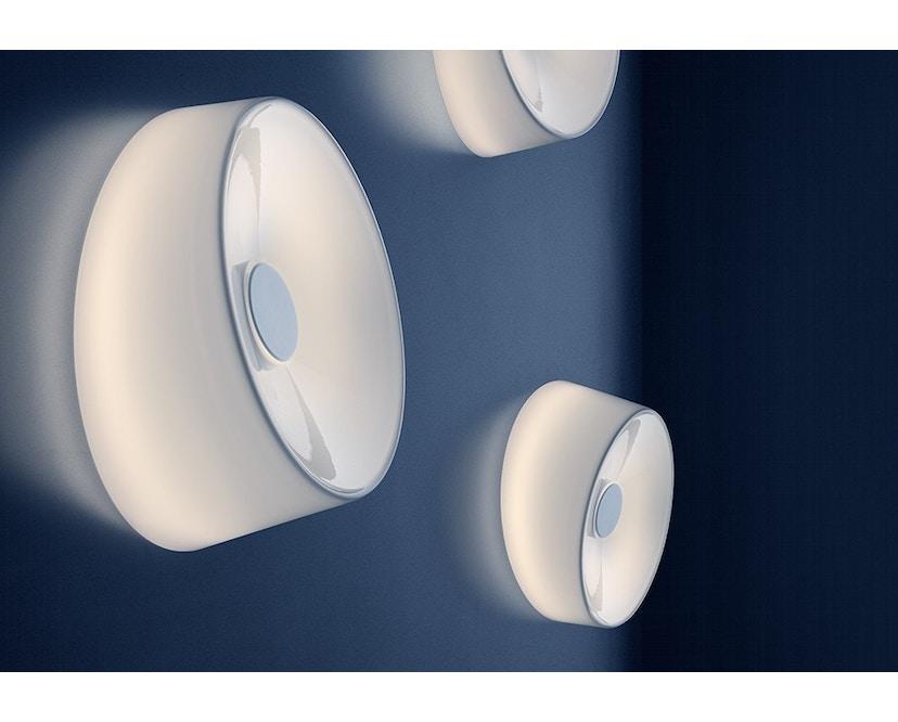 Foscarini - Lumiere XXS Decken & Wandleuchte - grau - 2