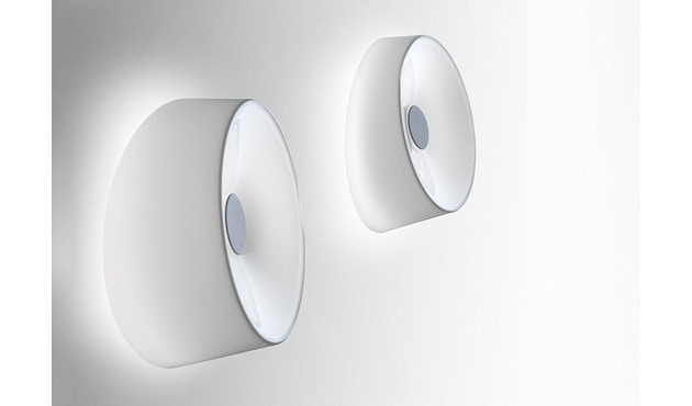 Foscarini - Lumiere XXS Decken & Wandleuchte - weiß - 1
