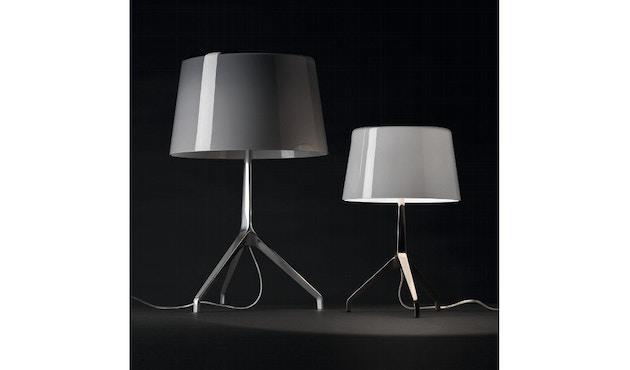 Foscarini - Lumiere XX tafellamp - Aluminium - wit - XXS Ø26 x hoogte 40 cm - 8