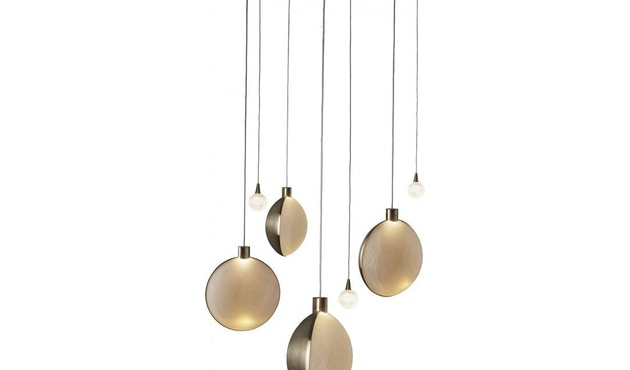 DCW éditions - LUNE hanglamp - 2