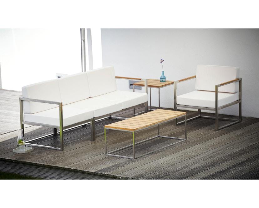 Jan Kurtz - Lux Lounge Armlehnsessel - 2