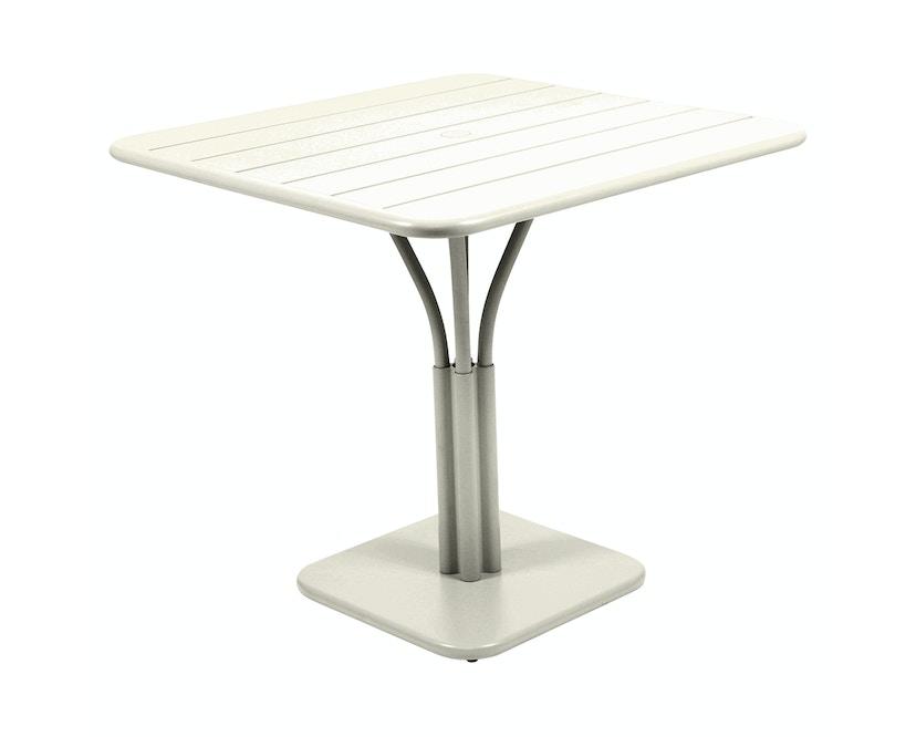 LUXEMBOURG Table avec socle colonne