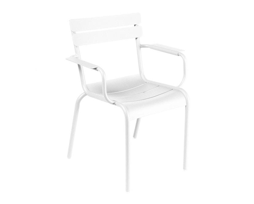 Fermob - LUXEMBOURG fauteuil - 01 katoenwit mat - 5