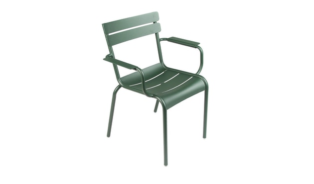 Fermob - LUXEMBOURG Sessel - 02 Zederngrün matt - 5