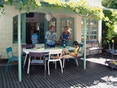 Fermob - LUXEMBOURG stoel - 43 chili mat - 6