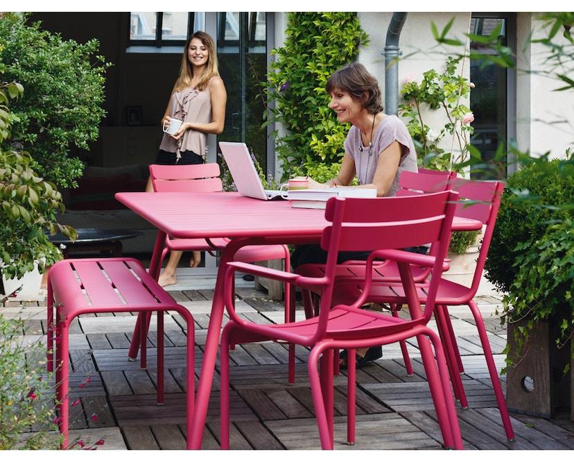 Fermob - LUXEMBOURG stoel - 43 chili mat - 7