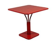 Fermob - LUXEMBOURG Tisch mit Säulenfuß - 1