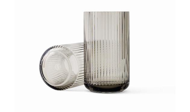 Lyngby Porcelæn - Lyngby Glasvase - 12 cm  - rauchig - 1