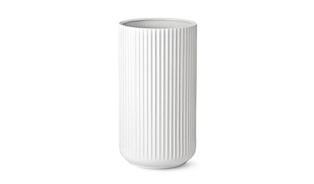 Lyngby Porcelæn - Lyngby Porzellanvase - 12 cm - weiss - 1