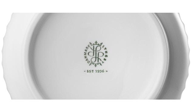 Lyngby Porcelæn - Lyngby porseleinen vaas - goud gestreept - 15 cm - 3
