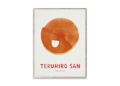 Teruhiro San Poster
