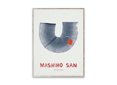 Mashiho San Poster