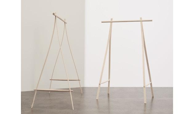 Made By Hand - Coat Stand Kleiderständer - Esche/Aluminium - 2