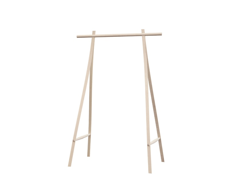 Made By Hand - Coat Stand Kleiderständer - Esche/Aluminium - 1