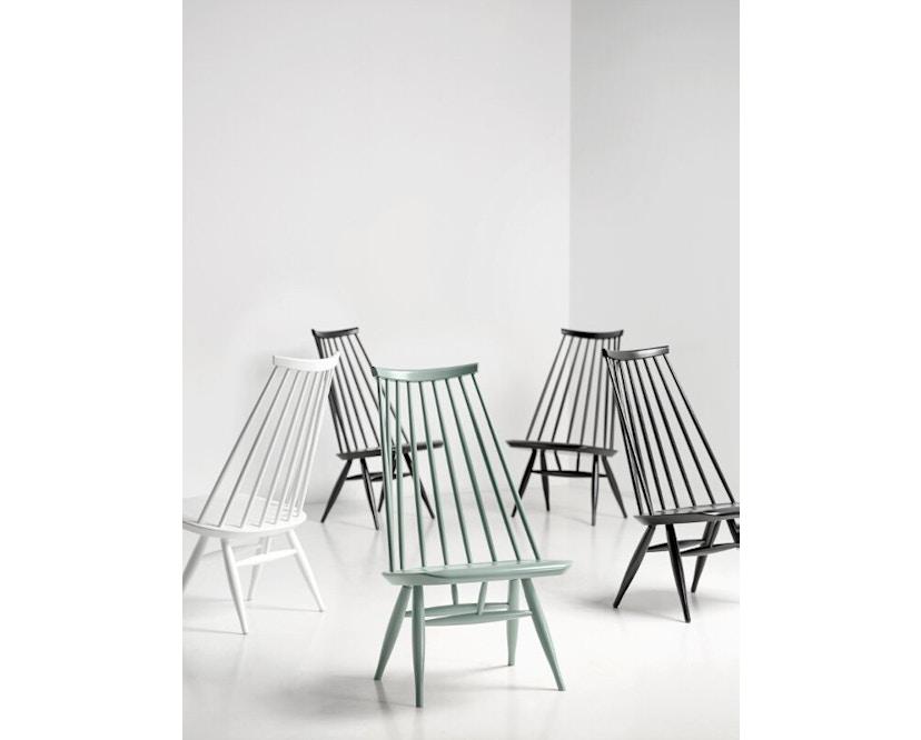 Artek - Mademoiselle schommelstoel - zwart - 1