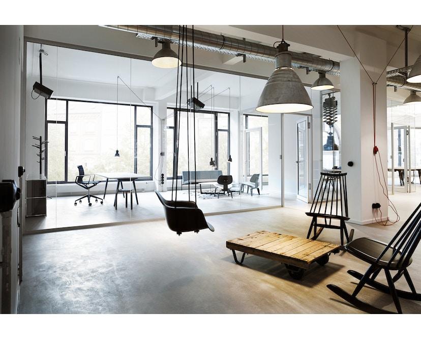 Artek - Mademoiselle schommelstoel - zwart - 2