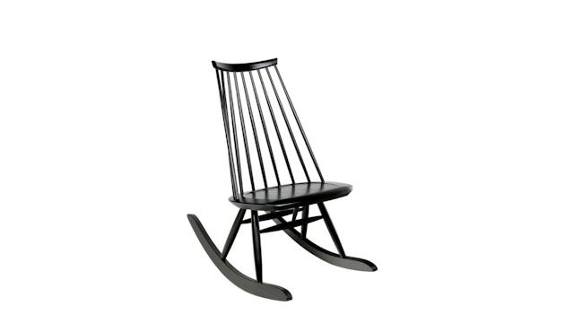 Artek - Mademoiselle schommelstoel - zwart - 0