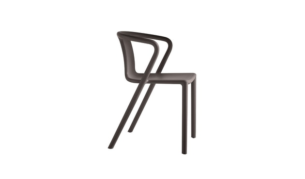 Magis - Fauteuil Air Chair - anthracite - 1