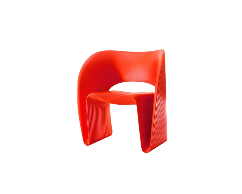 Magis - Low Chair Raviolo - rot - 2