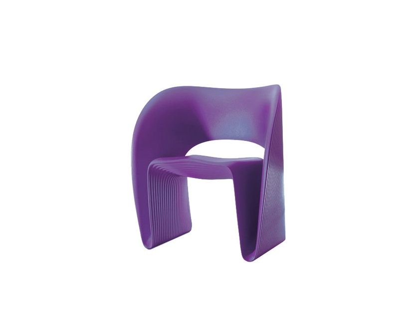 Magis - Low Chair Raviolo - violett - 1