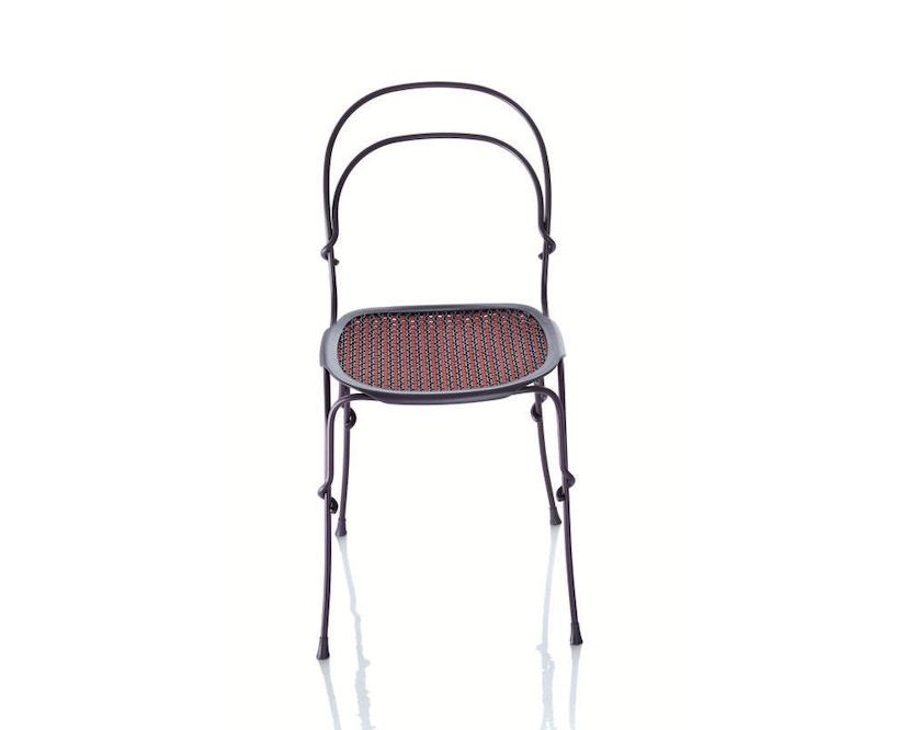 Magis - Stuhl Vigna - granitgrau/gruen - 1