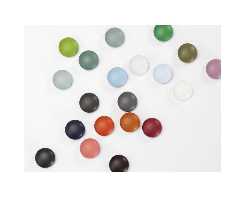 Vitra - Magnet Dots - Set grün - 2